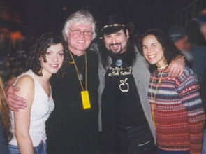 Carrie Rodriguez, Chip Taylor, Tom Hanway, Judith Lahn